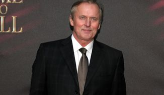 "This Oct. 20, 2013 file photo shows author John Grisham at the opening night of ""A Time To Kill"" on Broadway in New York. (Photo by Andy Kropa/Invision/AP, File)"