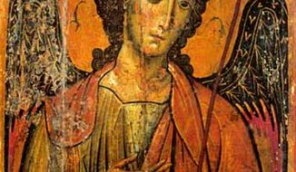 Michael the Archangel (Wikimedia Commons)