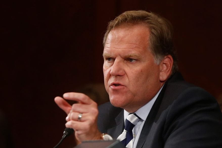 ** FILE ** Rep. Mike Rogers, Michigan Republican. (Associated Press)