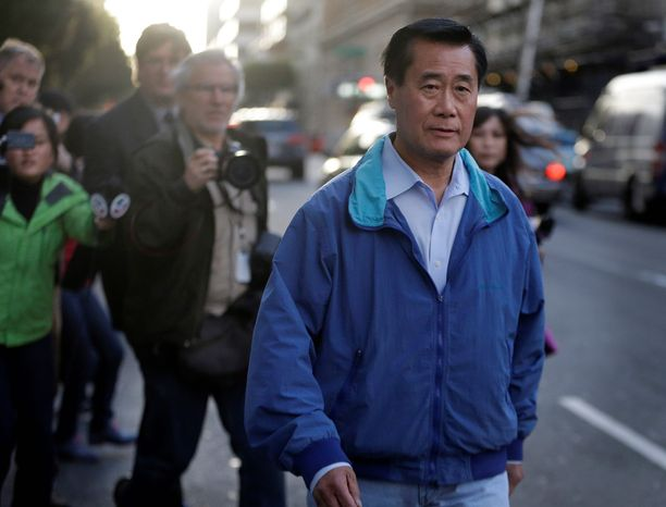 Last week, California state Sen. Leland Yee was arrested on federal gun trafficking and corruption charges. (Associated Press)