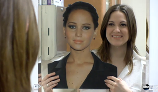 "A 30-year-old Jennifer Lawrence mega fan has undergone six plastic surgeries and spent more than $25,000 to look just like the ""American Hustle"" star. (ABC News Nightline)"