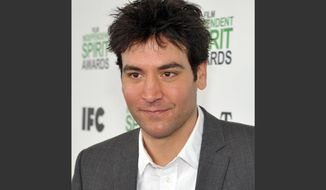 "In this Saturday, March 1, 2014 photo, Josh Radnor arrives at the 2014 Film Independent Spirit Awards, in Santa Monica, Calif. In its 208th and final episode on Monday, March 31, 2014, the CBS comedy ""How I Met Your Mother"" finally revealed the mystery contained in its title. Radnor's character Ted meets the mom, played by actress Cristin Milioti, on a rainy train platform after his friends Barney and Robin are married. But that marriage doesn't last, and neither does Ted's. Creators Carter Bays and Craig Thomas say they knew the plot for the final episode when the series premiered nine years ago. (Photo by John Shearer/Invision/AP)"