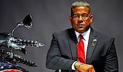 """Allen West's new book """"Guardian of the Republic,"""" published by Crown Forum, will go on sale Tuesday."""