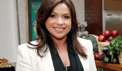 ** FILE ** TV chef Rachael Ray. (Associated Press)