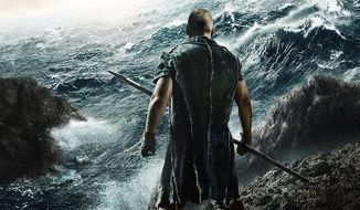 Image from the motion picture 'Noah' courtesy Paramount