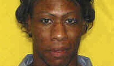 This undated photo provided by the Ohio Department of Rehabilitation and Corrections shows Antione Lee. A federal judge has ordered Ohio to restore hormone treatment to transgender inmate Lee, who refers to herself as Whitney Lee, who sued after her treatments were stopped. A legal complaint says Lee experienced a medical setback and depression after prison officials abruptly stopped the treatment in February 2012. (AP Photo/Ohio Department of Rehabilitation and Corrections)