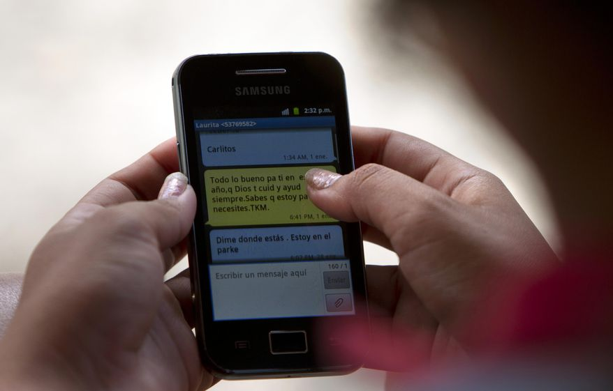 Late at night, you're bound to run into one of 12 types of email. (AP Photo/Franklin Reyes)