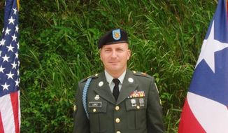 This undated photo provided by Glidden Lopez shows Army Spc. Ivan Lopez. Authorities said Lopez killed three people and wounded 16 others in a shooting at Fort Hood, Texas, on Wednesday, April 2, 2014, before killing himself. Investigators believe his unstable mental health contributed to the rampage. (AP Photo/Courtesy of Glidden Lopez)