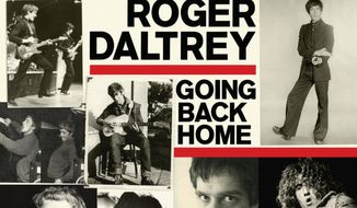 "This CD cover image released by Chess Records shows ""Going Back Home,"" by Wilko Johnson and Roger Daltrey. (AP Photo/Chess Records)"