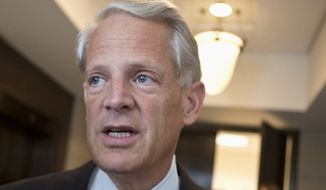 Rep. Steve Israel, New York Democrat, is seen Sept. 3, 2013, on Capitol Hill in Washington. (Associated Press) **FILE**