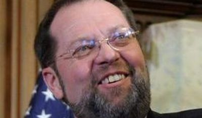 The Republican Main Street Partnership retreat, run ex-Rep. Steve LaTourette of Ohio, an ally of Speaker John A. Boehner, is a junket staged during a congressional recess. (ASSOCIATED PRESS)