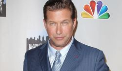 "FILE - This Oct. 12, 2012 file image released by Starpix shows contestant Stephen Baldwin posing at the cast announcement for the new ""All Star Celebrity Apprentice, in New York. A lawyer for Baldwin says the actor has paid off his New York back taxes with a check for the final $100,000. Baldwin admitted last year that he failed to pay state taxes for 2008, 2009 and 2010. The total, plus interest and penalties, came to $400,000. A Rockland County judge gave Baldwin five years to pay the debt, and said he could avoid probation if he paid the total within one year.  (AP Photo/Starpix, Kristina Bumphrey, file)"