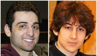 Tamerlan Tsarnaev, one of the two brothers accused of the Boston Marathon bombings, seemed to have become radicalized while he was living in a suburb of the city, a report says. (Associated Press)