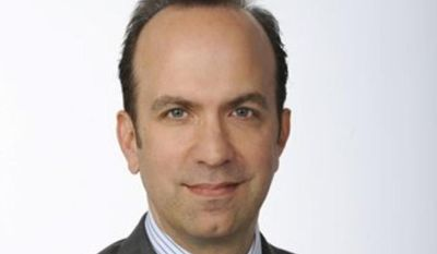 """In this publicity image released by ABC, Ben Sherwood is shown. ABC has selected Sherwood, a former producer of """"Good Morning America"""" who left to write novels and start a website, as its news division president. He replaces David Westin, who announced earlier in the fall that he would be stepping down after 14 years. (AP Photo/ABC, Ida Mae Astute)"""