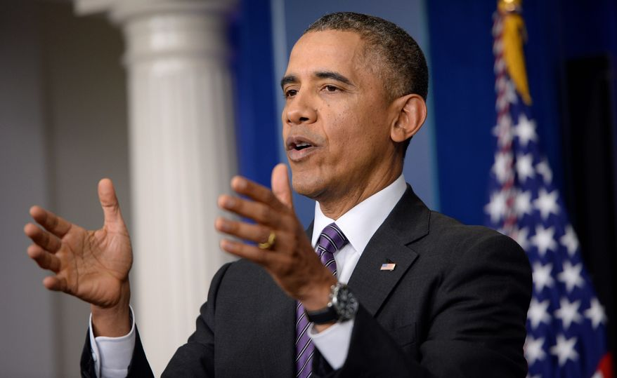 Immigration policy has plagued President Obama, as he spent the last five years trying to strike a difficult balance on the issue between conservatives in Congress and immigrant-rights advocates. (Associated Press Photographs)