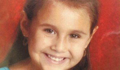 FILE - In this undated file photo provided by the Tucson Police Department shows Isabel Mercedes Celis, 6, who has been missing since April 21, 2012 from her Tucson, Ariz., home. On the two-year anniversary of their daughter's disappearance, Monday, April 21, 2014, the parents of Celis said they are still hopeful that she will come home. (AP Photo/Tucson Police Department, file)