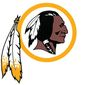 The Washington Redskins logo