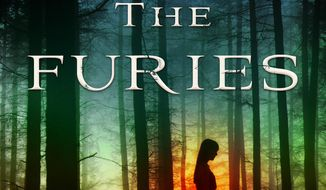 "This book cover image released by Thomas Dunne Books shows ""The Furies,"" by Mark Alpert. (AP Photo/Thomas Dunne Books)"