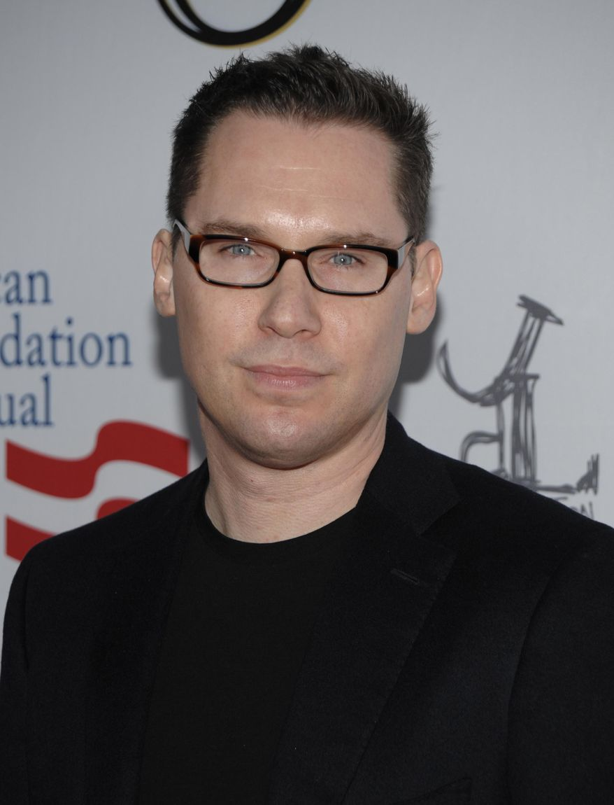 "FILE - In this March 3, 2012 file photo, director Bryan Singer arrives at the Los Angeles premiere of the play ""8"" in Los Angeles. A man who sued Singer alleging the director sexually abused him in 1999 filed three lawsuits on Monday, April 21, 2014, against entertainment industry executives accusing them of molesting him in Hawaii on a trip in 1999.  (AP Photo/Dan Steinberg, file)"