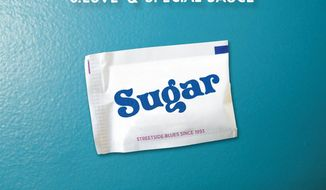 """This CD cover image released by Universal Republic shows """"Sugar,"""" the latest release by G. Love & Special Sauce. (AP Photo/Universal Republic)"""