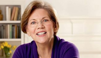 Competition? Sen. Elizabeth Warren's splashy new memoir could diminish public interest in Hillary Clinton's potential run for the White House. (Holt, Henry & Company, Inc.)