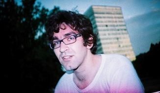 Vice News reporter Simon Ostrovsky is reportedly being held in the Slaviansk city of Ukraine by pro-Russian separatists. (Twitter)