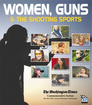 Download the commemorative section (including a compendium of state laws governing firearms), available in the April 24, 2014, edition of The Washington Times. (3.7 MB)
