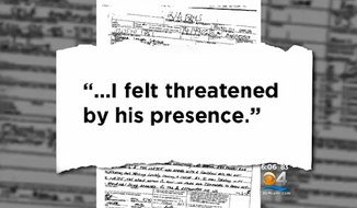 A South Florida man who used his cell phone to record a store owner getting arrested has been charged with obstructing justice. (CBS 4)