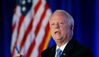 Rep. Paul Broun. (Associated Press) ** FILE **