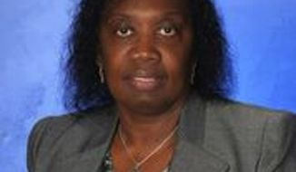 Park Lakes Elementary School teacher Swornia D. Thomas reportedly reprimanded fifth-grade student Giovanni Rubeo for bringing his Bible to class. (Broward County Public Schools)