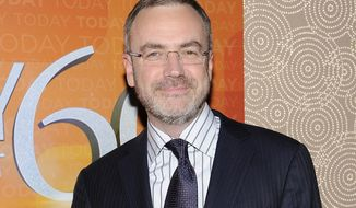 "FILE - This Jan. 12, 2012 file photo shows NBC News president Steve Capus at the ""Today"" show 60th anniversary celebration in New York. Capus will join CBS in July as the top executive at Scott Pelley's evening newscast, the network said Tuesday, May 6, 2014. Capus left NBC in 2013 after eight years as president of the news division, part of a turnover triggered by troubles at the ""Today"" show. He was Tom Brokaw's last executive producer at NBC's ""Nightly News"" and is close to Brian Williams, whom he will now compete with each night. (AP Photo/Evan Agostini, File)"