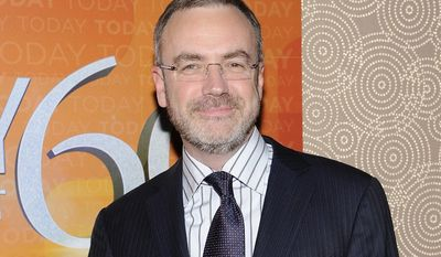 """FILE - This Jan. 12, 2012 file photo shows NBC News president Steve Capus at the """"Today"""" show 60th anniversary celebration in New York. Capus will join CBS in July as the top executive at Scott Pelley's evening newscast, the network said Tuesday, May 6, 2014. Capus left NBC in 2013 after eight years as president of the news division, part of a turnover triggered by troubles at the """"Today"""" show. He was Tom Brokaw's last executive producer at NBC's """"Nightly News"""" and is close to Brian Williams, whom he will now compete with each night. (AP Photo/Evan Agostini, File)"""