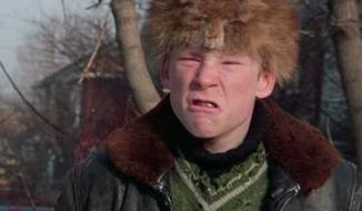 Zack Ward plays bully Scut Farkus in 1983's 'A Christmas Story.' (Image: Warner Bros.)