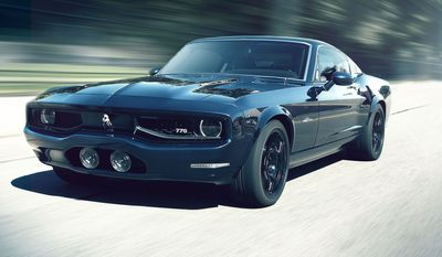 Equus Bass 770 went on sale as a 2015 model for $250,000. This beast sports a supercharged 640 HP V8. Top speed of 200 mph and an impressive 3.4 seconds 0-60.