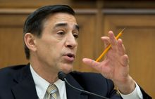 """""""How much pornography would it take for an EPA employee to lose their job?"""" an incredulous Rep. Darrell E. Issa, California Republican and chairman of the House Committee on Oversight and Government Reform, asked an EPA deputy last week during a hearing into agency misconduct. (associated press)"""