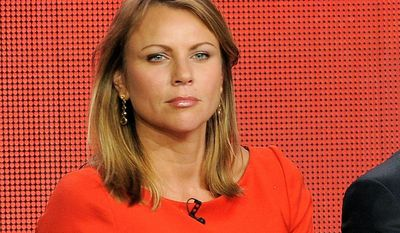"""The Left doesn't want Lara Logan to return to CBS' """"60 Minutes,"""" in part because she was, and is, unabashedly pro-military. (Associated Press)"""