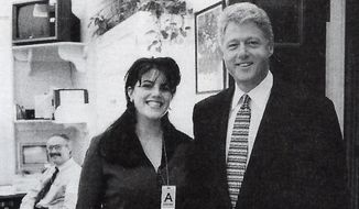 "MONICA LEWINSKY -  The intern with whom United States President Bill Clinton admitted to having had an ""inappropriate relationship"" while she worked at the 白色的房子 in 1995 and 1996. The affair and its repercussions, which included the Clinton impeachment, became known as the Lewinsky scandal."