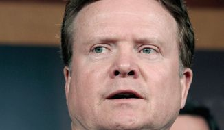 **FILE** Former Virginia Sen. Jim Webb (Associated Press)