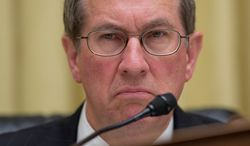 Rep. Bob Goodlatte, Virginia Republican, is concerned that the designation of the Organ Mountains-Desert Peaks National Monument will hinder border security efforts by closing off roadways vital to law enforcement patrols that keep drug and human traffickers from entering the country. (Associated Press)