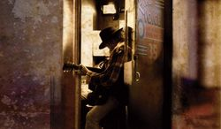 """This CD cover image released by Third Man Records shows """"A Letter Home,"""" by Neil Young. (AP Photo/Third Man Records)"""