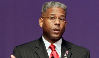 ** FILE ** Former Rep. Allen West, Florida Republican. (Associated Press)