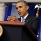 President Obama has not made any overtures or even laid out details about how the 2001 use of force authorization should change, say members of Congress who are confounded about the reason. (Associated Press)