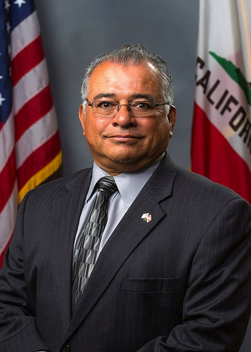 California Assemblyman Rocky Chavez is a Latino Republican representing the 76th district. (KABC)