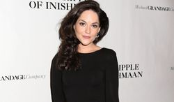 "FILE - This April 20, 2014 file photo shows actress Sarah Greene at the opening night party of ""The Cripple of Inishmaan"" in New York. Greene's fetching bully Helen McCormick is one of the delights of the Broadway season and the young Irish actress who plays Daniel Radcliffe's crush has snagged a Tony Award nomination in her Broadway debut. (Photo by Greg Allen/Invision/AP)"