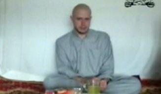 A Taliban propaganda video released in 2009 shows Sgt. Bowe Bergdahl weeks after his capture.
