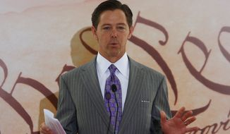 "Ralph Reed, founder of the Faith & Freedom Coalition, says his group's three-day ""Road to Majority"" conference beginning June 19 will feature a host of conservative luminaries as speakers. (Associated Press)"