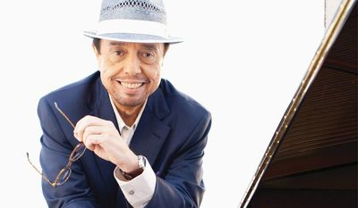 Musician Sergio Mendes, an early ambassador of bossa nova music who rose to iconic status as the genre's popularity grew, performs Friday at Strathmore Music Center.