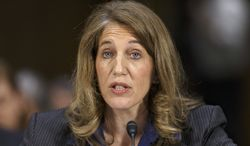 Health and Human Services Secretary Sylvia Mathews Burwell (Associated Press)