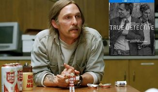 HBO Home Entertainment's True Detective starring Matthew McConaughey and Woody Harrelson is now on Blu-ray.