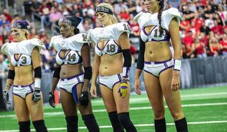 The Baltimore Charm of the Legends Football League (Facebook photo)